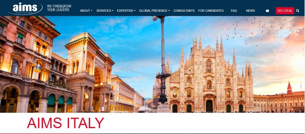 Aims International Italia