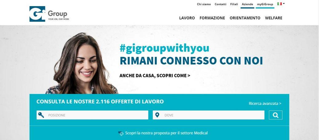 GI Group Italy