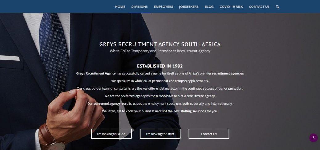 Greys Recruitment Agency