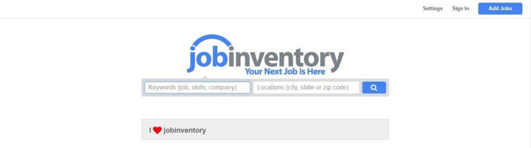JobInventory