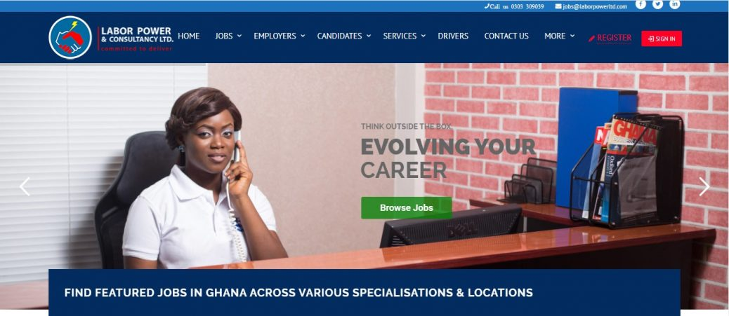 Labour Power & Consultancy Ltd