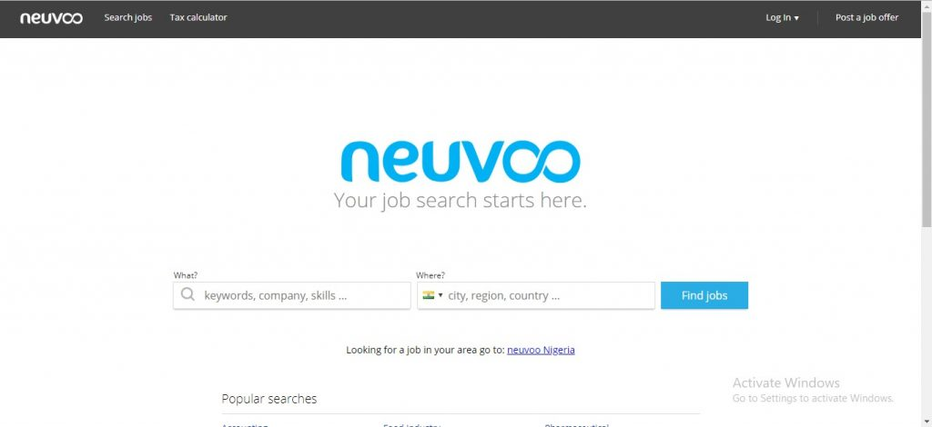 Neuvoo Jobs India