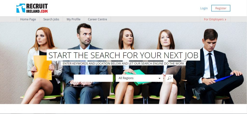 Recruit ireland .com- job portals in Ireland