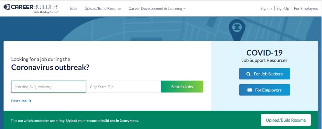career builder ireland - best job sites ireland