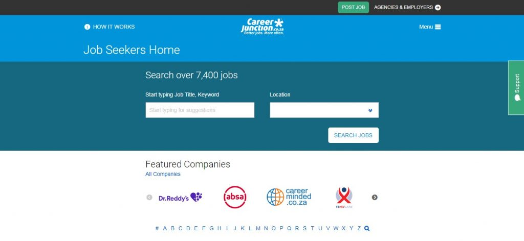 """""""jobs.co.za/"""