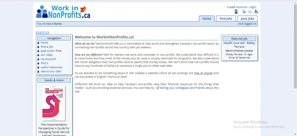 11 Best free job posting sites canada [The One that Works