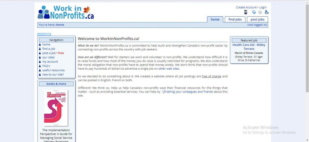 Canada NonProfit