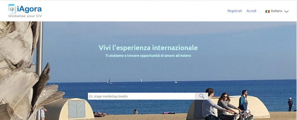 iAgora - job sites in Italy