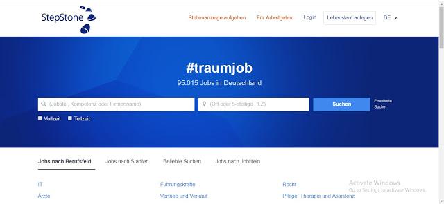 20 Job portals in Germany - Job websites & boards (Updated