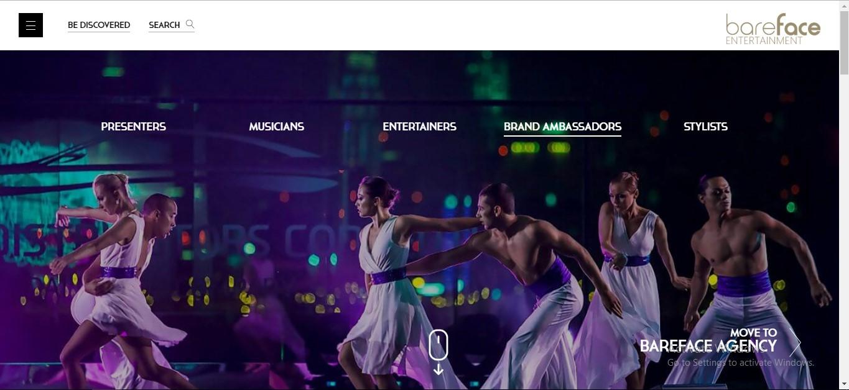 Bareface Entertainment Dubai