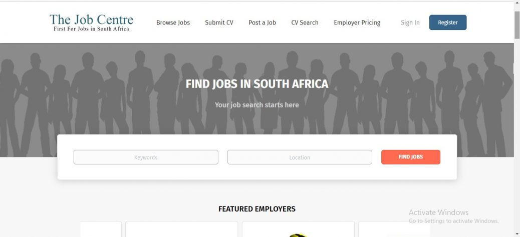 Job Centre South Africa