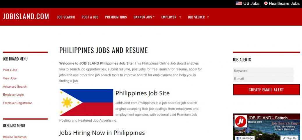 Top 20 Best Job sites in Philippines - Howto's ( Updated for