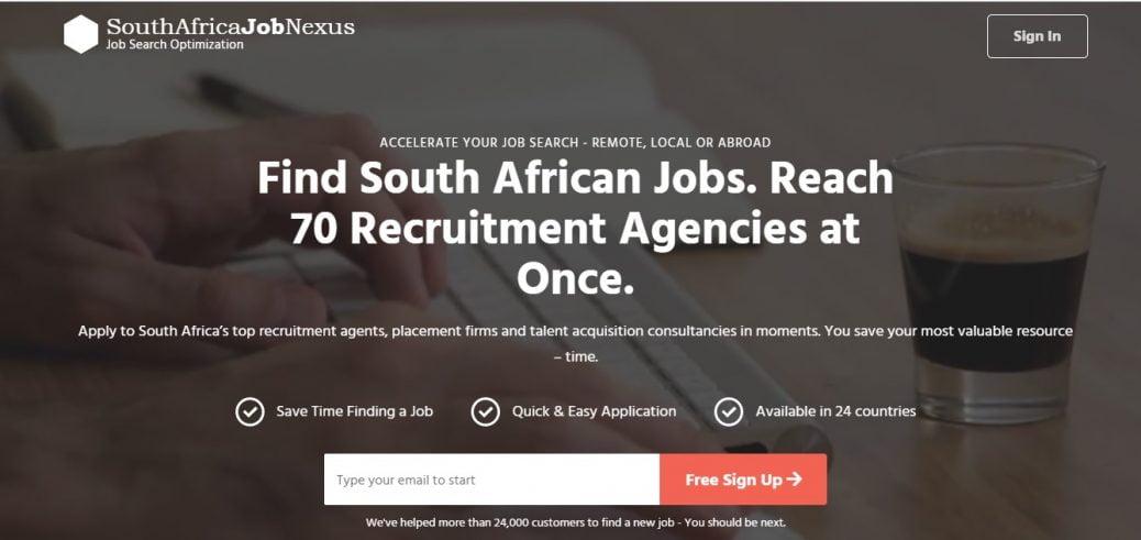 JobNexus South Africa