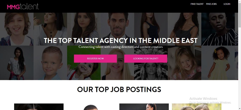 MMG Talent Dubai