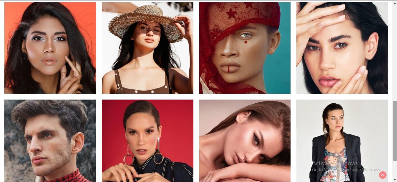 Wilhelmina Dubai Models