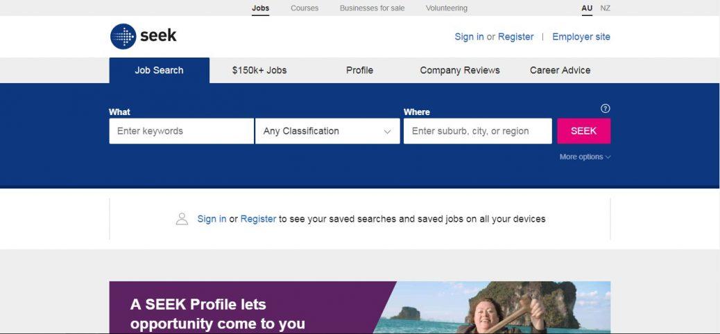15 best job websites australia