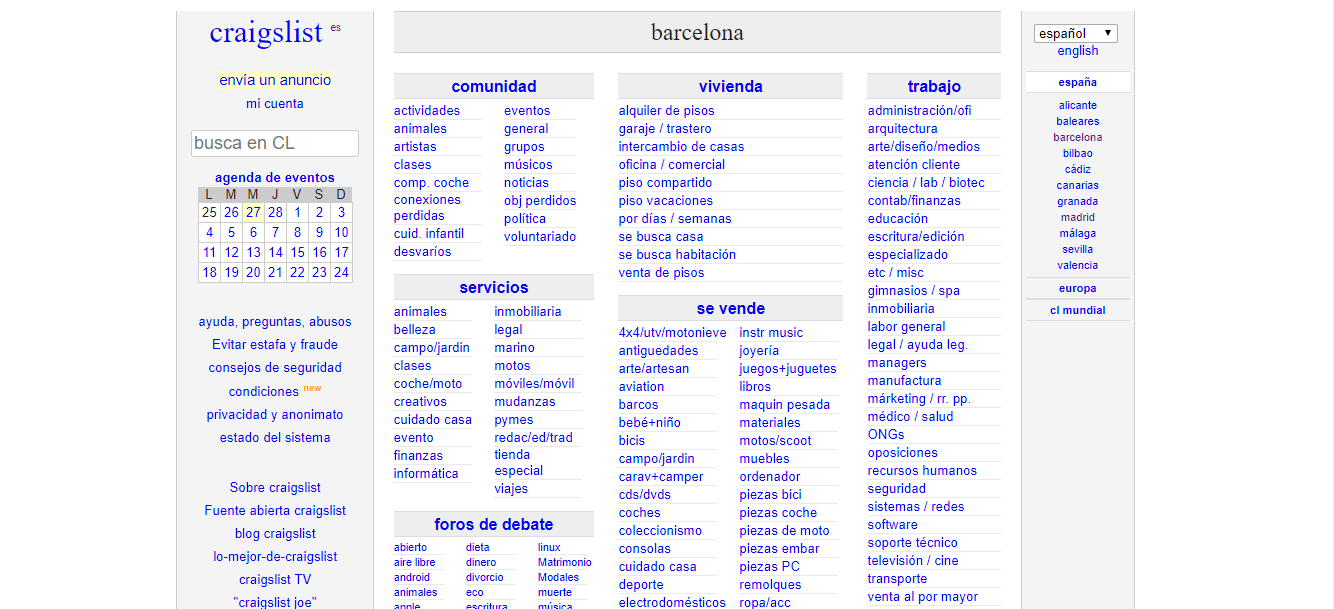 20 Job sites in Spain – job Portals & boards (Updated for