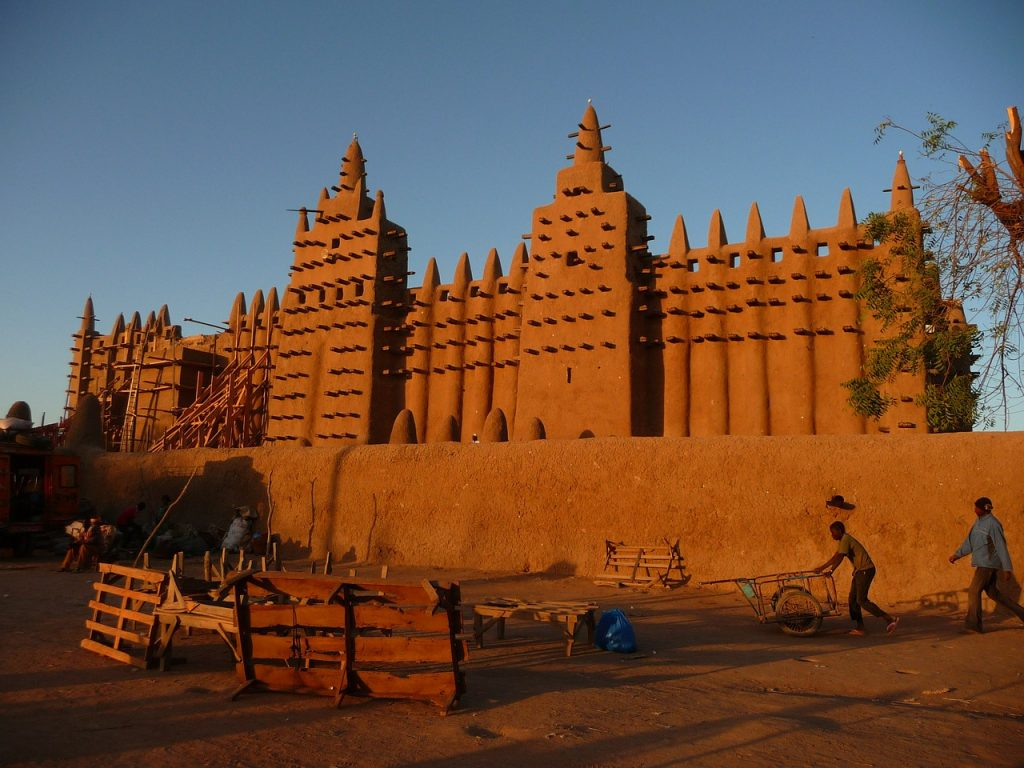 job sites in Mali