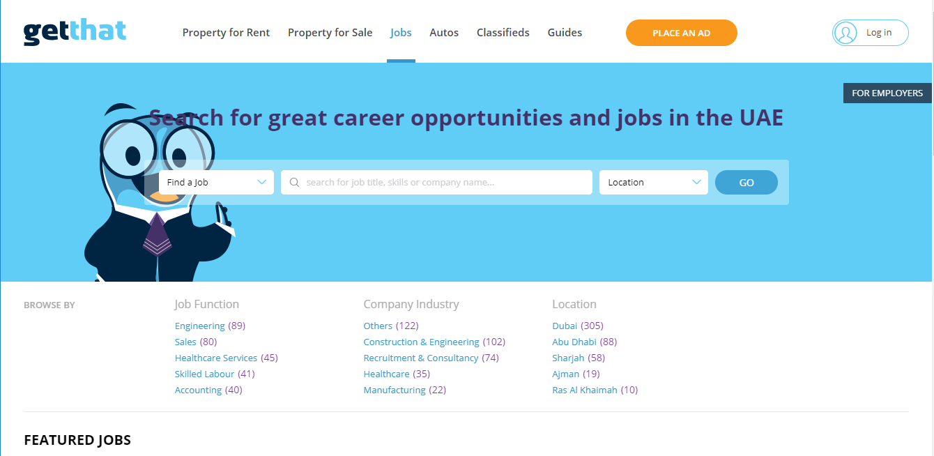 25 Job Portals in UAE - Job Websites & boards (Updated 2019) - yaioa