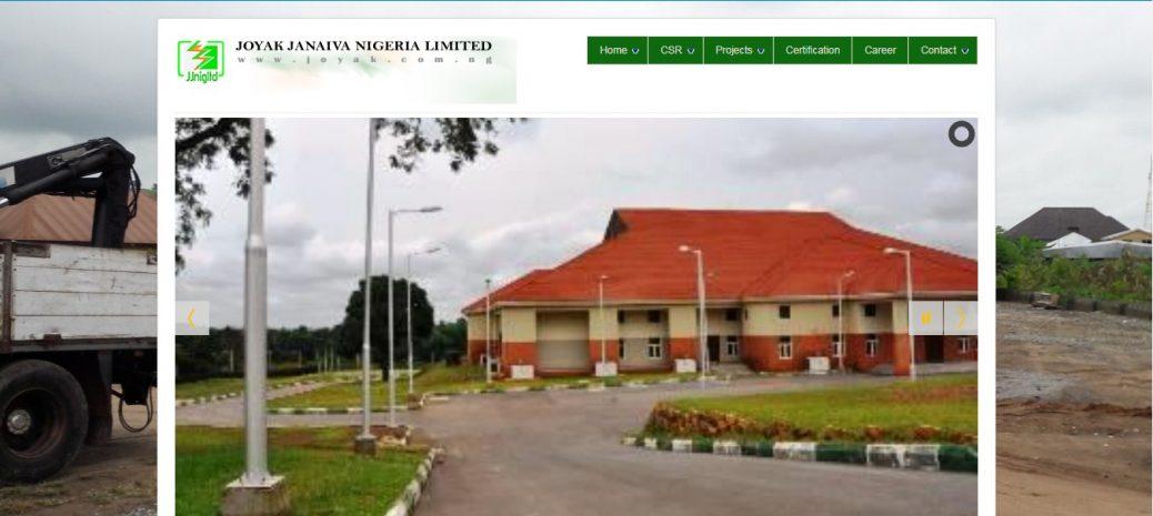 Joyak Janaiva Nigeria Limited
