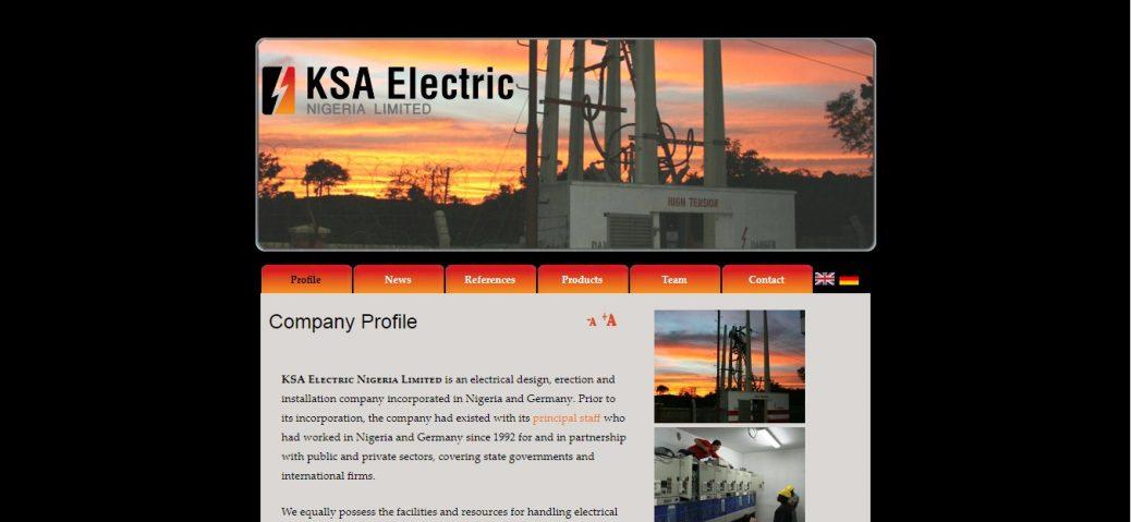 KSA Electric