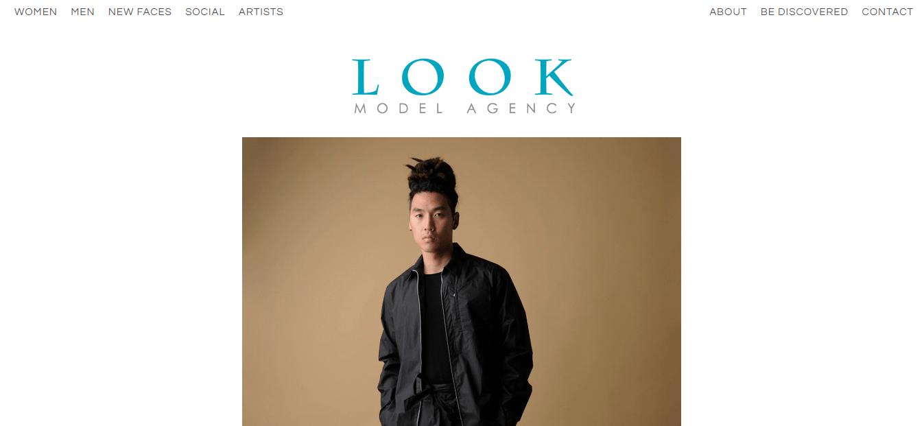 look model agency