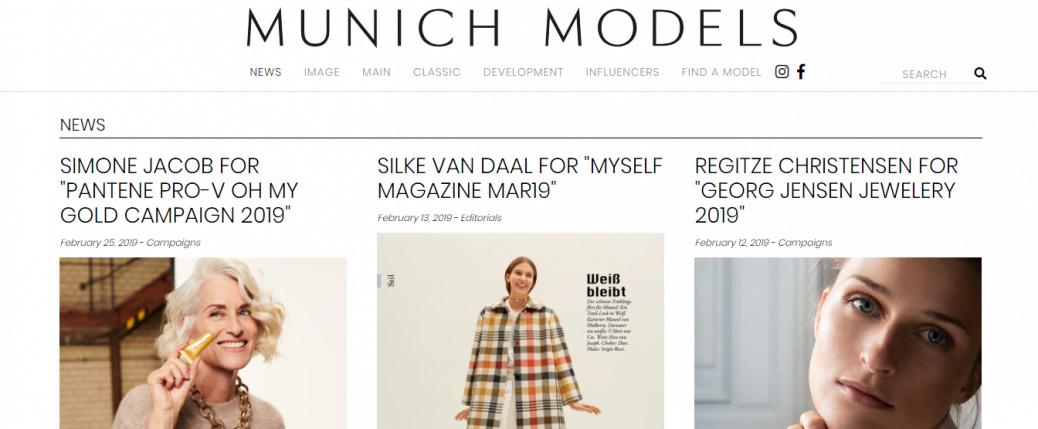 Munich Modeling Agency