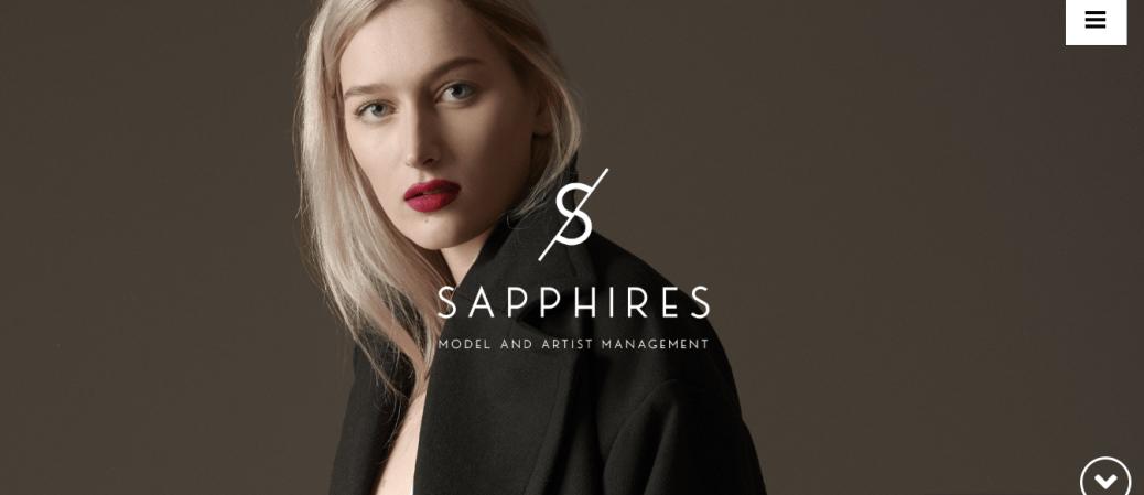 sapphires modeling agency