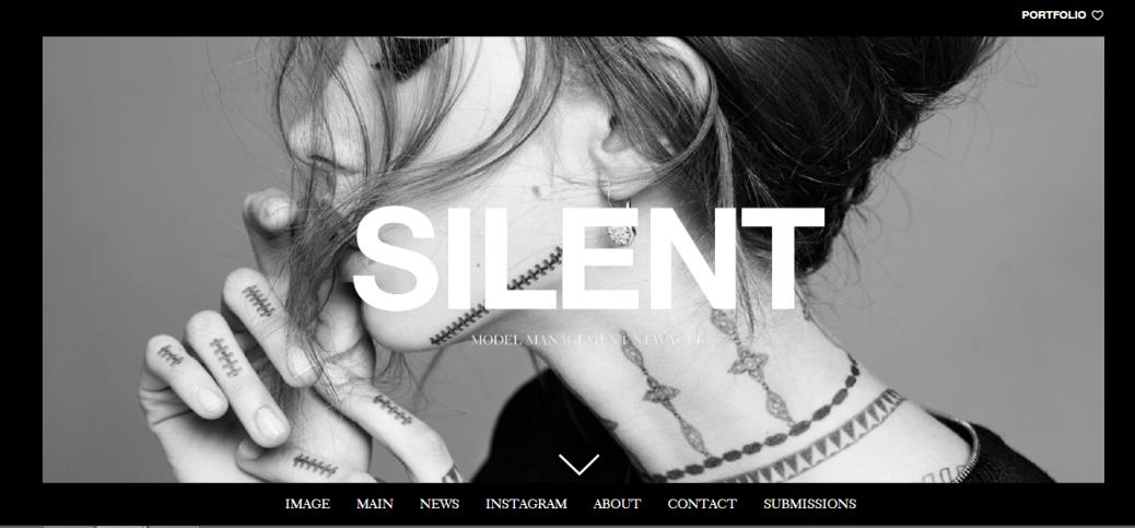 silent modeling agency