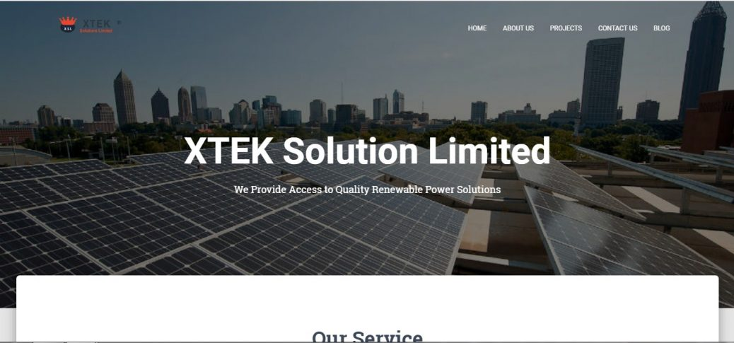 xtek solution limited
