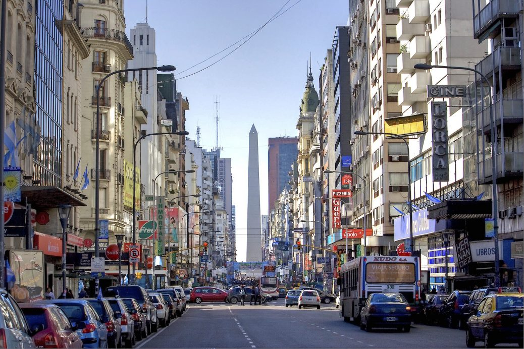 jobs in argentina for expats