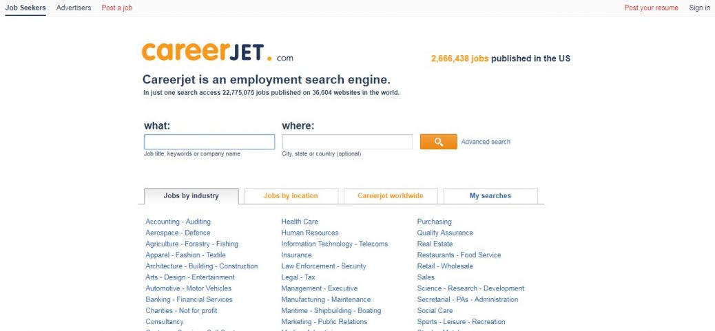 careerjet-jobs in argentina for expats