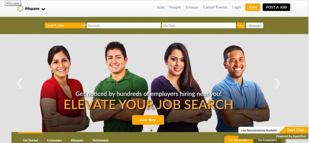 iihispano-job sites in mexico