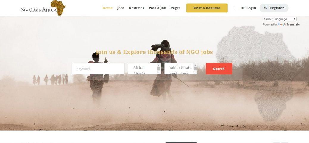 Ngo jobs - jobs in senegal