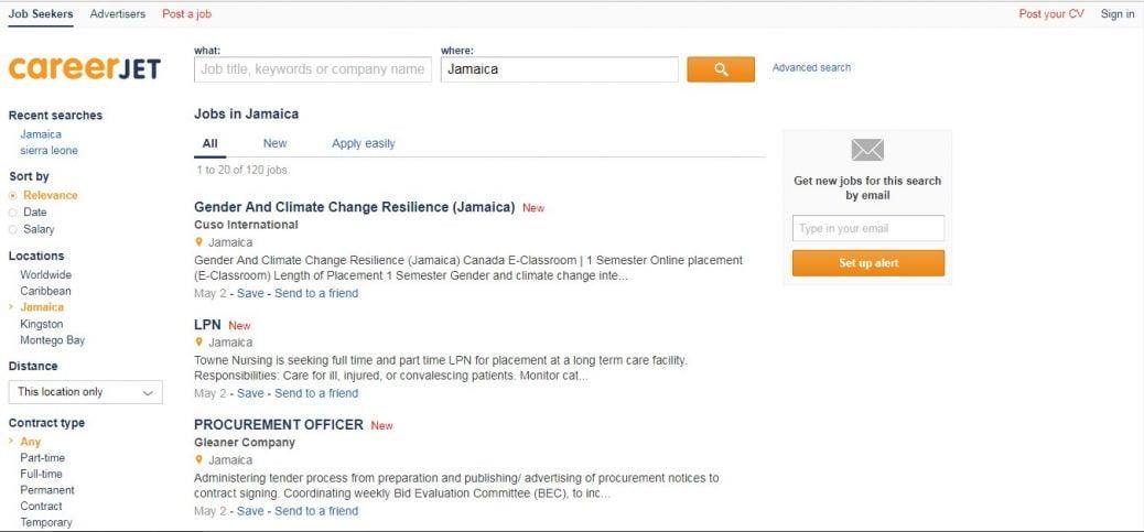 https://www.careerjet.co.uk/search/jobs?l=Jamaica