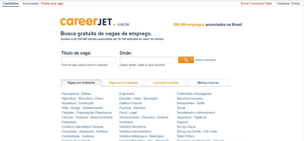 careerjet brazil - job sites in brazil