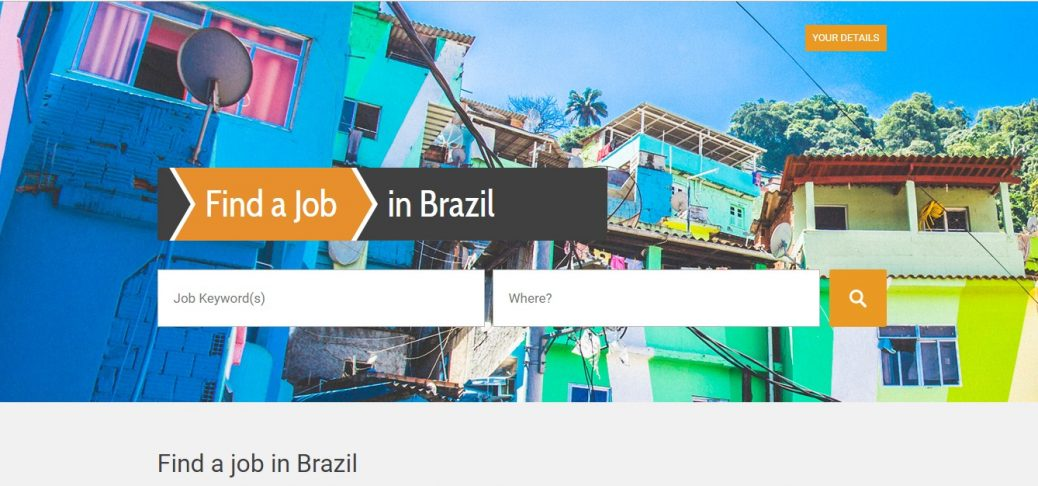 find a job in brazil - job sites in brazil