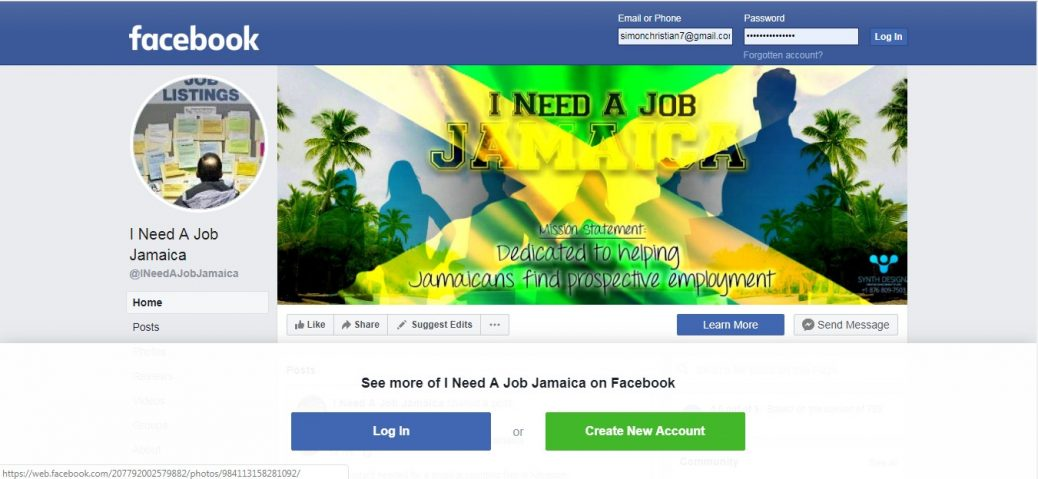 i need a job jamaica - job websites in jamaica