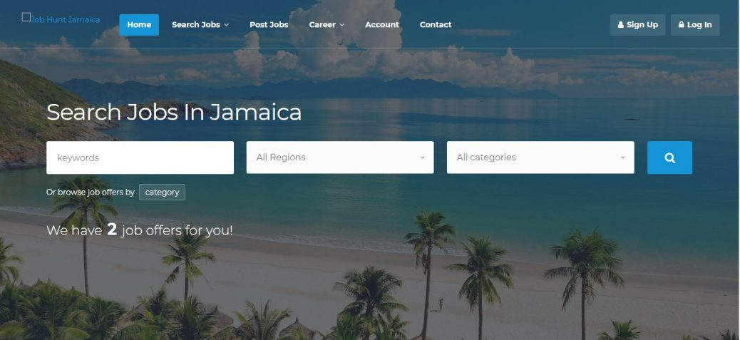 15 job websites in jamaica