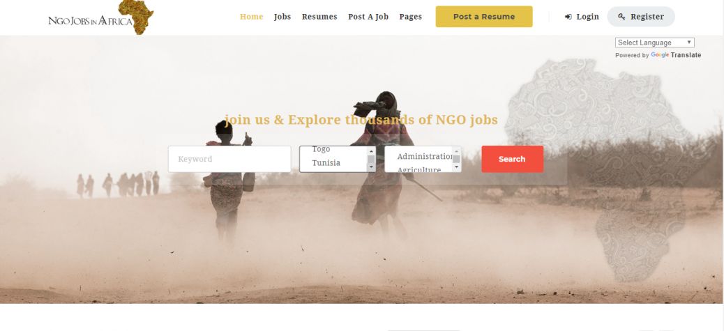 NGO jobs - job opportunities in tunisia
