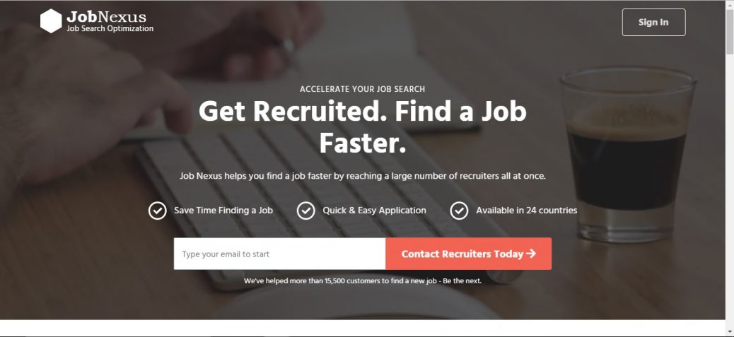 jobnexus recruitment agency in germany