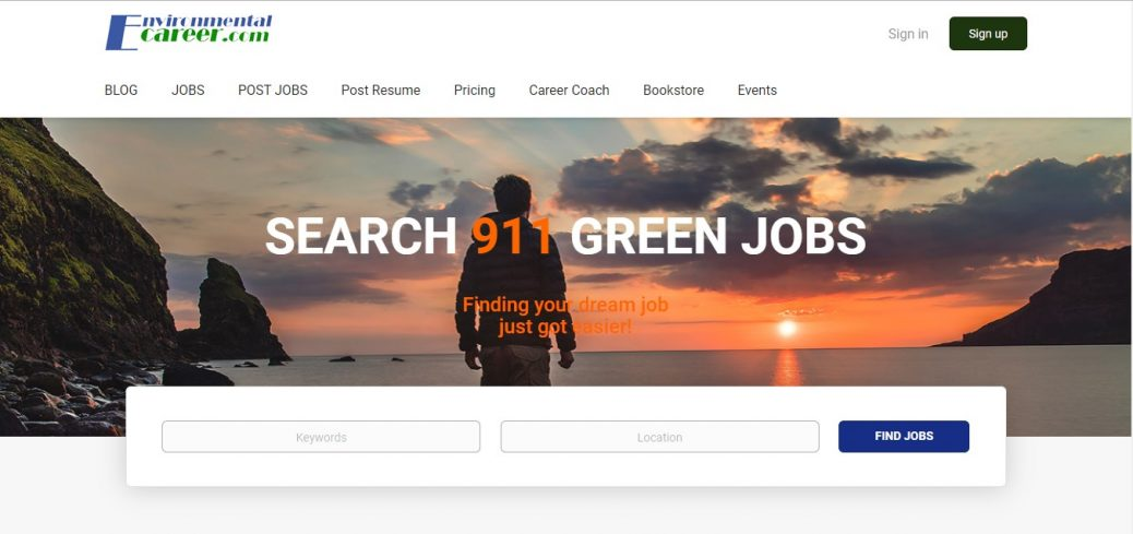 environmentalcareer.com