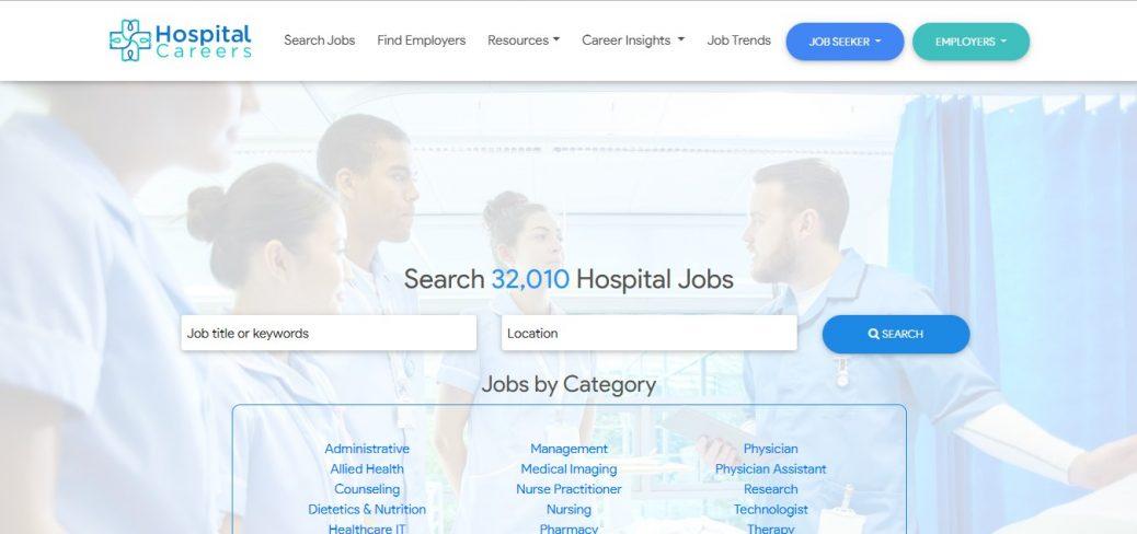 hospital careers