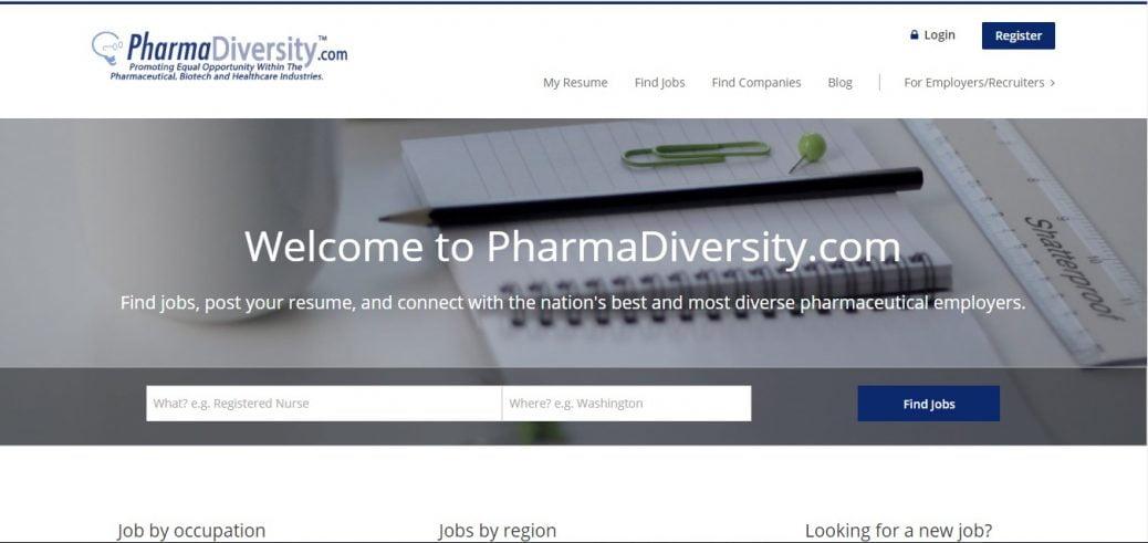pharmaDiversity