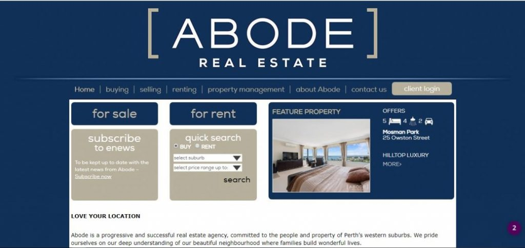 Abode real estate companies in nigeria