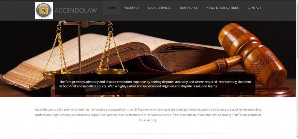 Accendo law - law firms in lekki