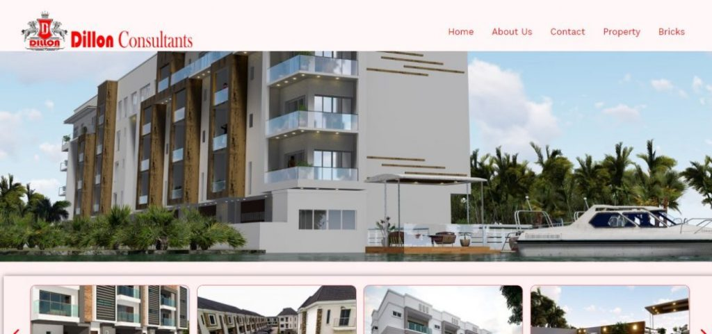 Dillon consultants - real estate companies in lekki