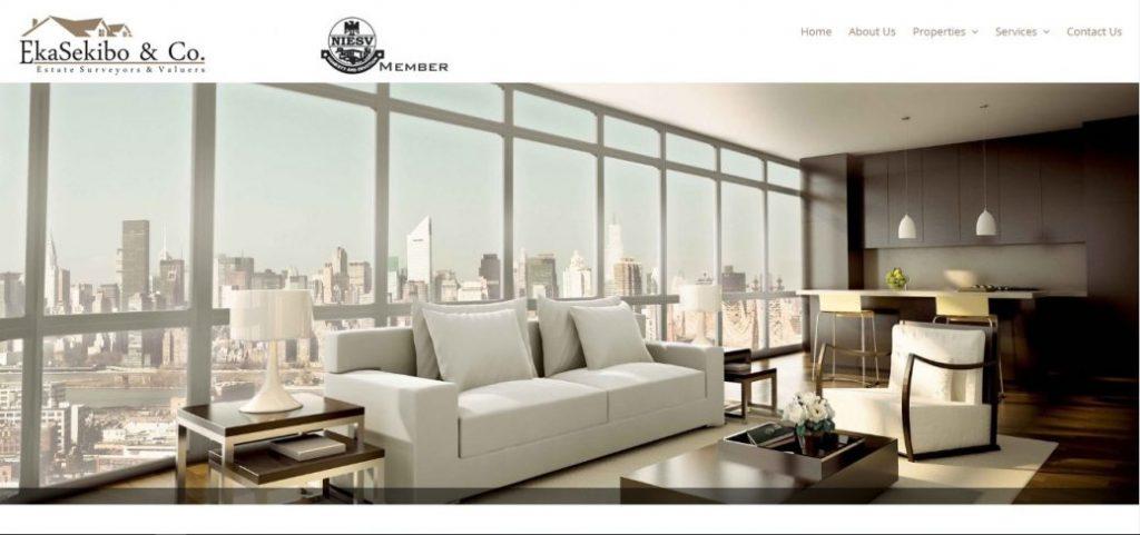 Ekasekibo & co - Real estate companies in Ikoyi, Lagos