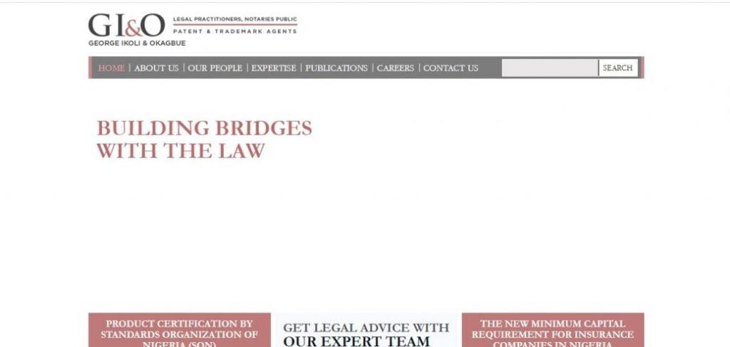 George Ikoli & Okagbue - law firms in victoria island