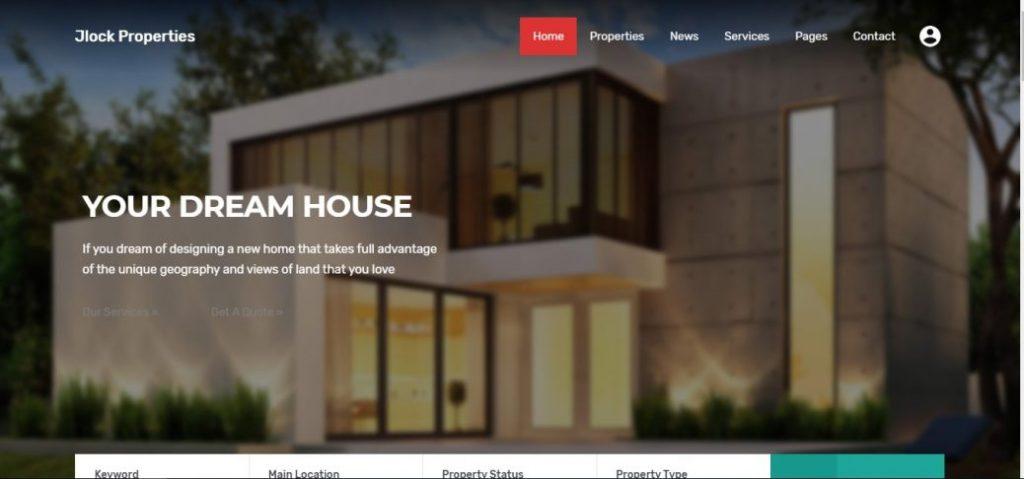 Jlock properties - real estate companies in ikoyi, lagos